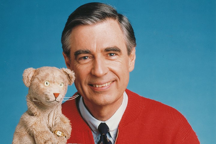 The Gospel According to Mr. Rogers
